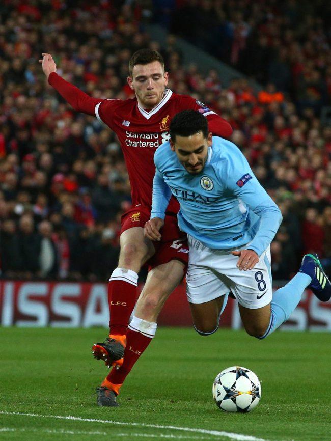 Bek asal Skotlandia, Andy Robertson dikabarkan telah memperpanjang kontraknya dengan Liverpool