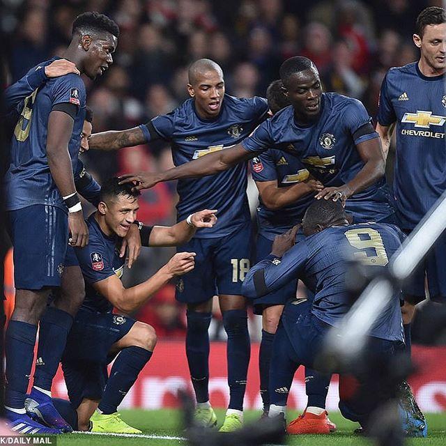 Romelu Lukaku Senang Dengan Posisi Barunya Bersama Manchester United