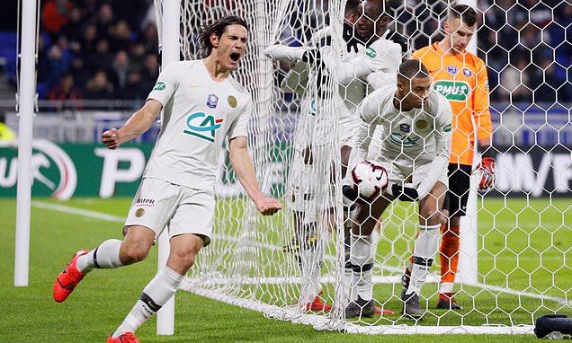 Klub Kasta Ketiga Prancis Tahan PSG Sampai Babak Tambahan