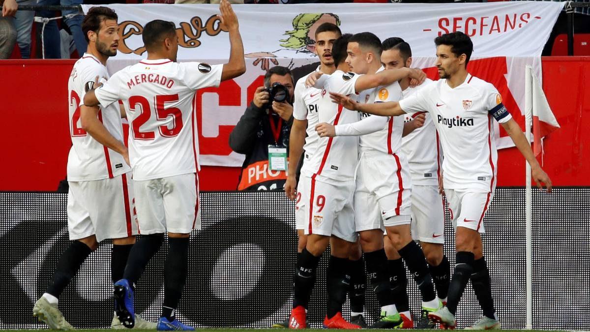 Sevilla Amankan Tiket 16 Besar Europa League