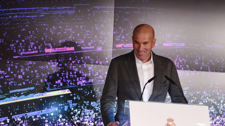 Jose Mourinho Sebut Zidane dan Real Madrid Adalah Reuni Sempurna