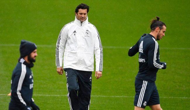 Pemain Madrid berharap Solari bertahan sampai akhir musim.