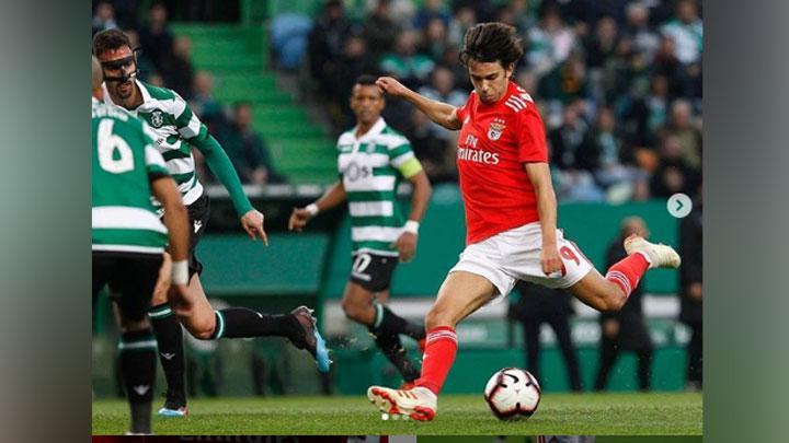 Sang Club Benfica Dikabarkan Telah Menolak Tawaran Besar Dari Juventus Untuk Pemain Joao Felix