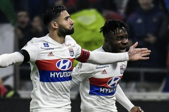 Raksasa Club Liverpool Dikabarkan Tertarik Untuk Mendapatkan Striker Olympique Lyon