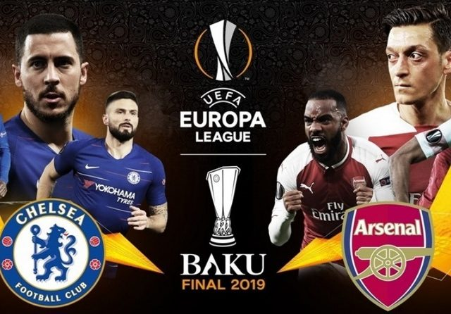 CHELSEA VS ARSENAL DI FINAL LIGA EROPA