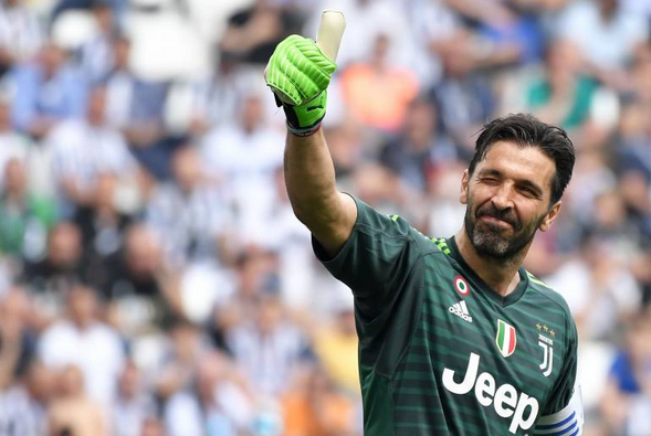 Buffon Dikabarkan Akan Berpulang Ke Juventus