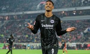 Haller memberikan catatan transfer West Ham dan FC Utrecht