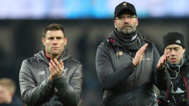 Jurgen Klopp menyatakan bahwa dirinya masih akan bertahan di Liverpool