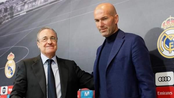 Zidane ternyata sudah memprediksi kehancuran Madrid sebelum kepergiannya.