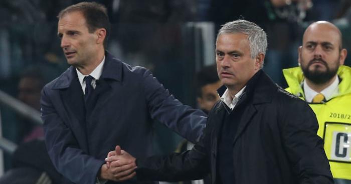 Ramos Pilih Allegri Ketimbang Mourinho