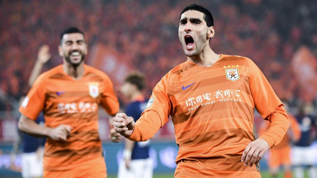 Fellaini Cetak Gol Pertama Bagi Shandong Luneng