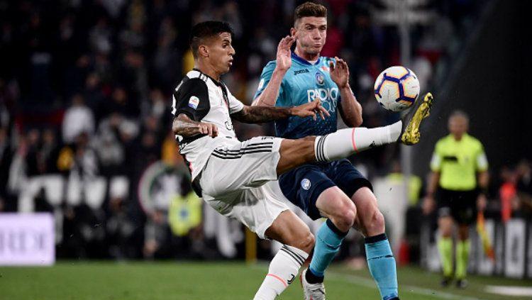 Atalanta menang poin di Juventus