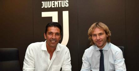 Gianluigi Buffon kembali ke juventus