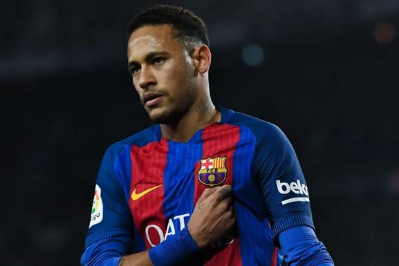 Neymar Jr Barca